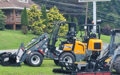 Hansen Equipment new Giant dealer